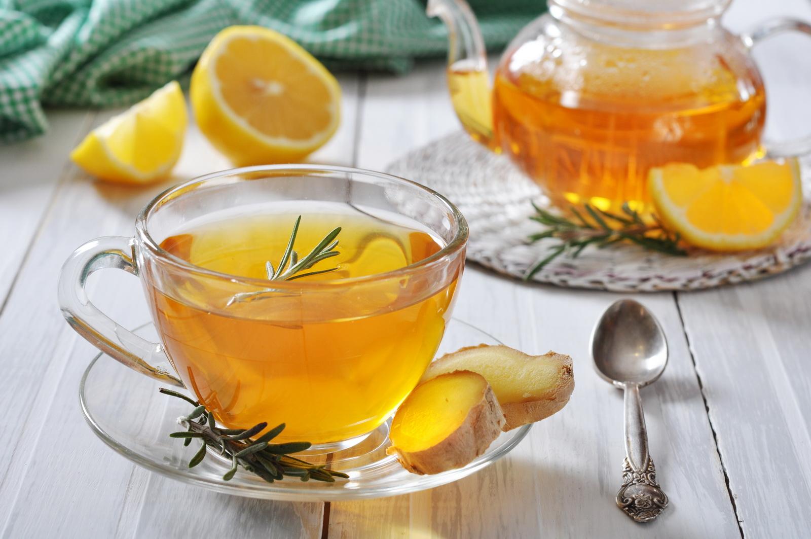 Чай с имбирем – лучшее лекарство от простуды