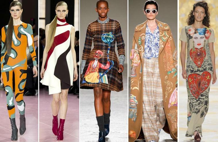 Модные тенденции весны 2017 года