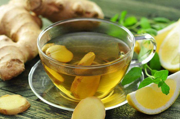 Имбирный чай: лучшее средство от простуды
