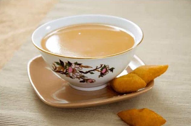 Рецепт блюда Калмыкский чай (Калмыцкий чай)