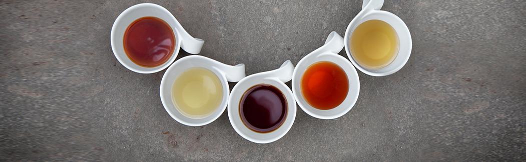 Что определяет вкус чая