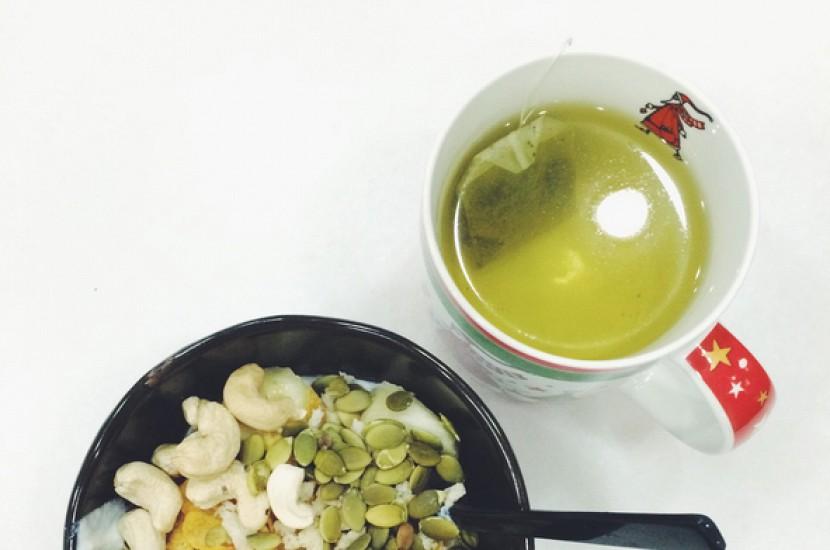 Как зеленый чай и орехи помогут тебе похудеть на 5 кг