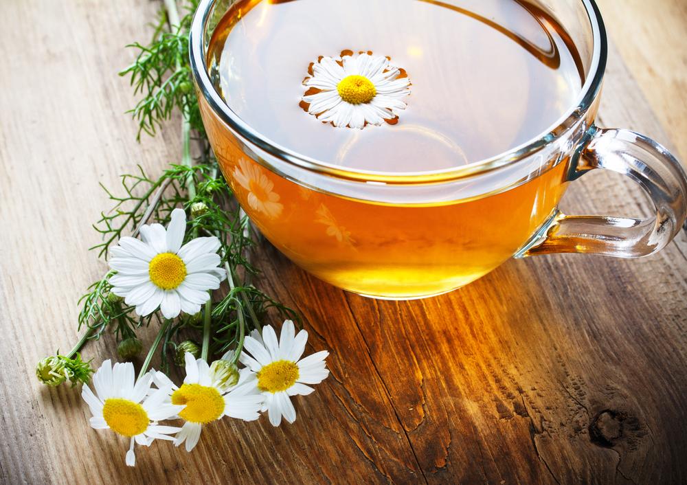 Ромашковый чай спасает женщин от преждевременной смерти