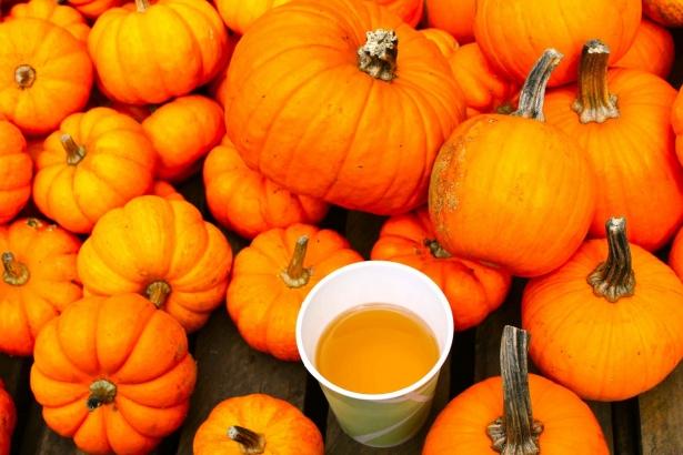 Готовим тыквенный чай с пряностями: рецепт тыквы, который пригодится прохладным вечером