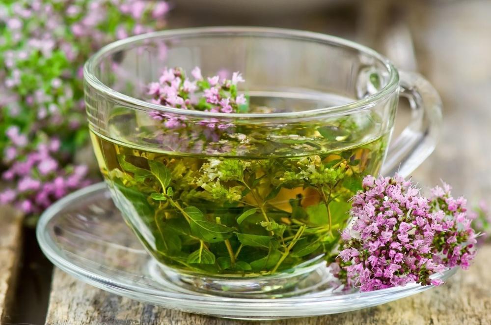 Травяные чаи: пьем и худеем