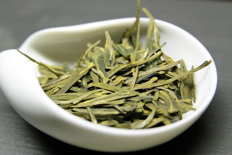 Зеленый китайский чай