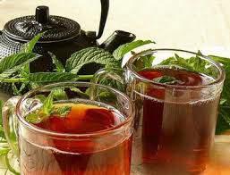 Рецепты травяных чаев для улучшения пищеварения