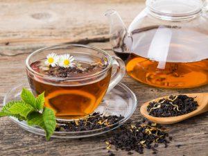 Мужчинам рекомендуют две чашки чая в день