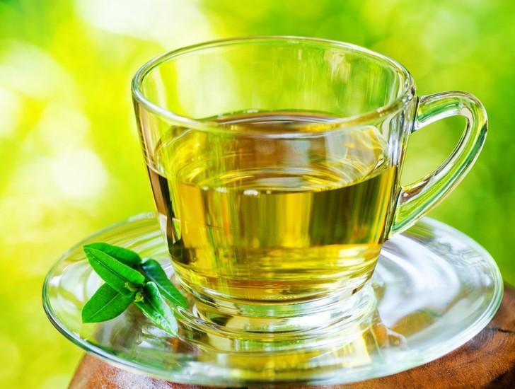 Лечение зелёным чаем и иглотерапия, способны облегчить симптомы экземы