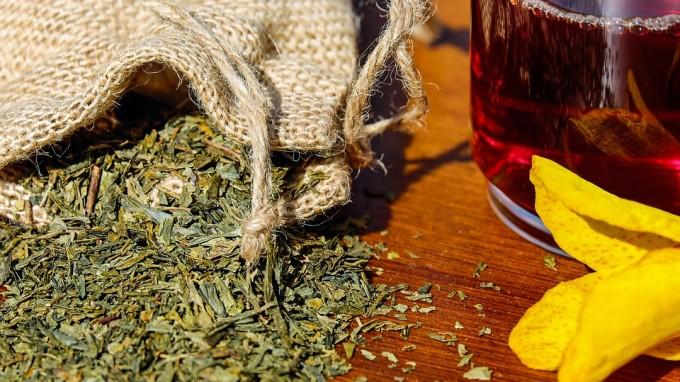 Рецепт: эффективный чай от простуды