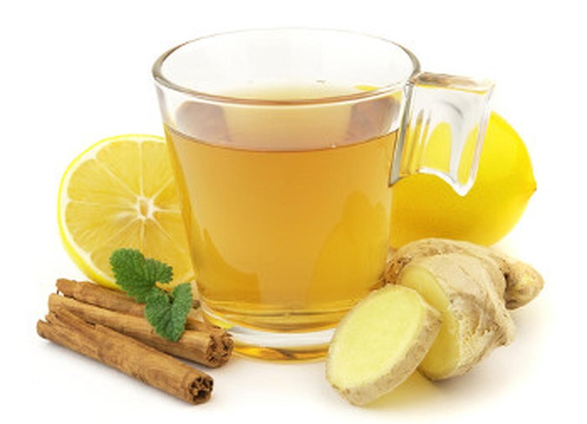 Имбирный чай: приготовление и польза