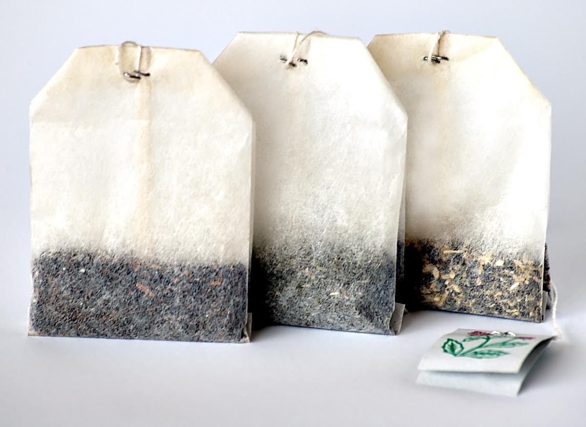 Изобретение чайного пакетика: как чай стал ширпотребом