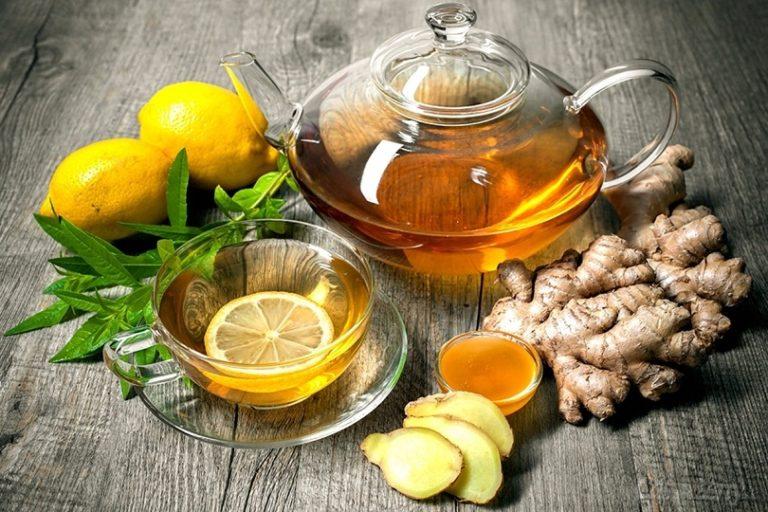 Диетолог рассказала о полезных свойствах имбирного чая