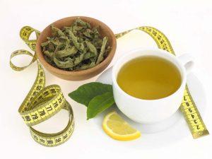 Как похудеть на 10 кг с помощью чая