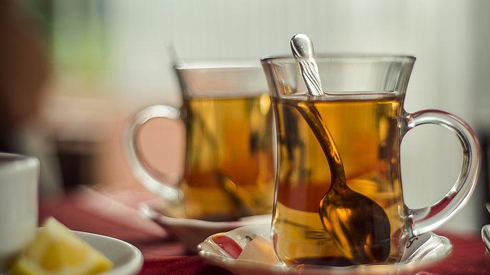 Черный чай с бергамотом помогает отрегулировать обмен веществ