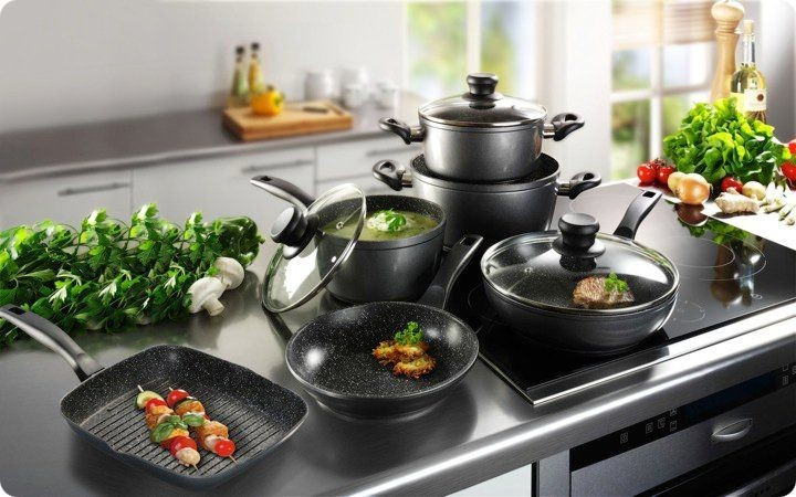 Почему так важно готовить на качественной посуде?