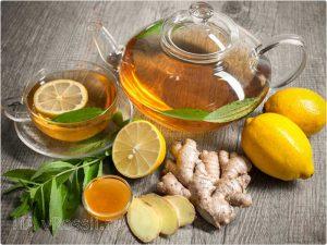 Почему обязательно нужно пить имбирный чай