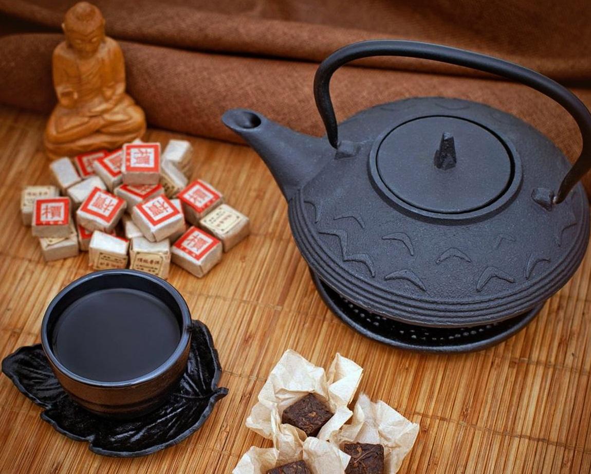 Чай пуэр: полезные свойства и необычный эффект