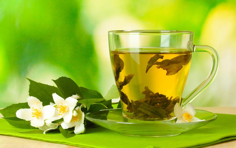 Зеленый чай способен омолодить