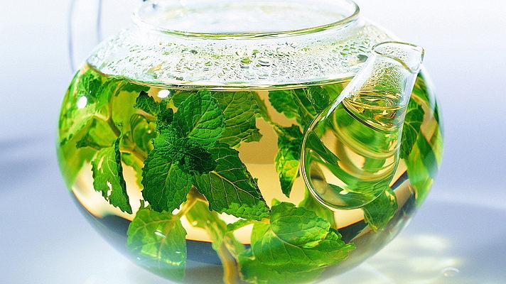зеленый чай поможет сжечь лишние калории