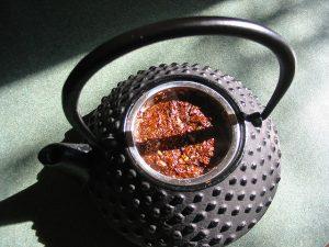 Ройбуш — полезный терракотовый чай без кофеина