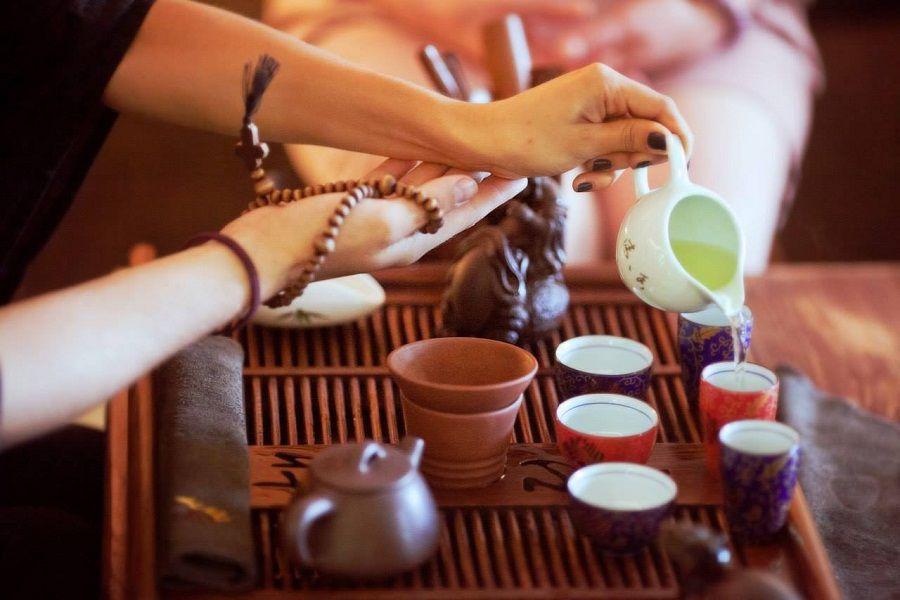 Японская чайная церемония, ее история и традиции