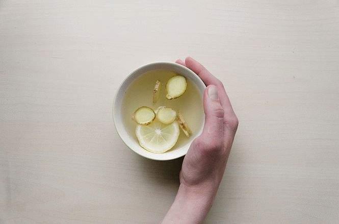 Имбирный чай обладает удивительными свойствами