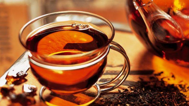 Черный чай содержит канцерогенные пестициды