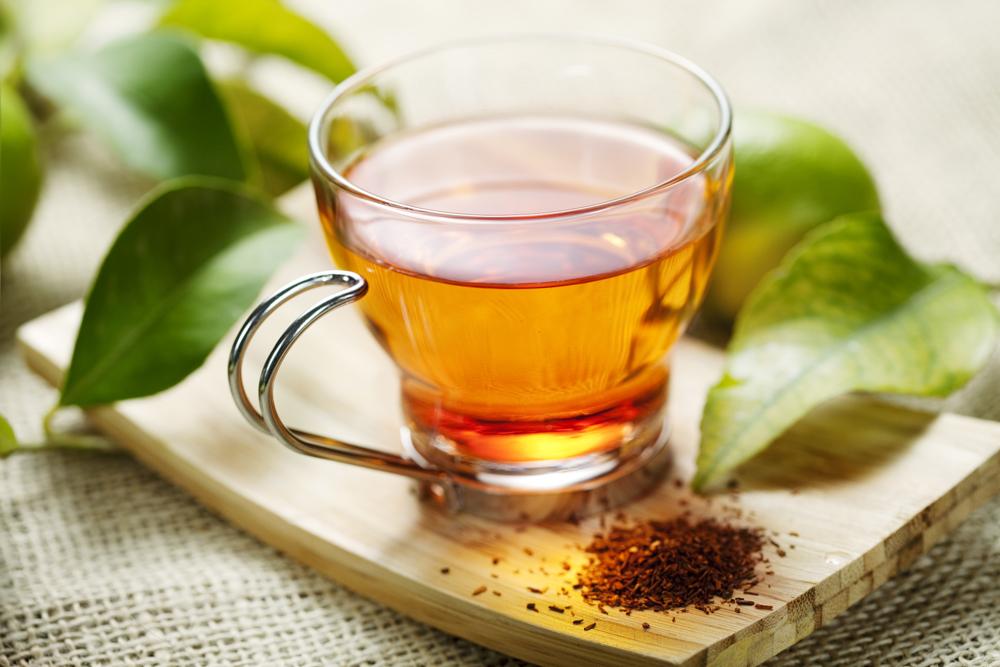 Ученые: чай ройбуш защищает от рака кожи