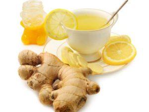 Как похудеть на 10 кг с помощью чая: диета имбирь с лимоном