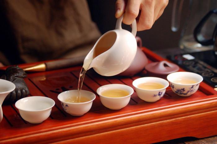 Китайская чайная церемония: особенности традиции