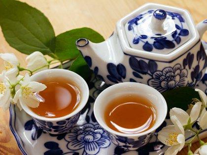 Жасминовый чай понижает давление?