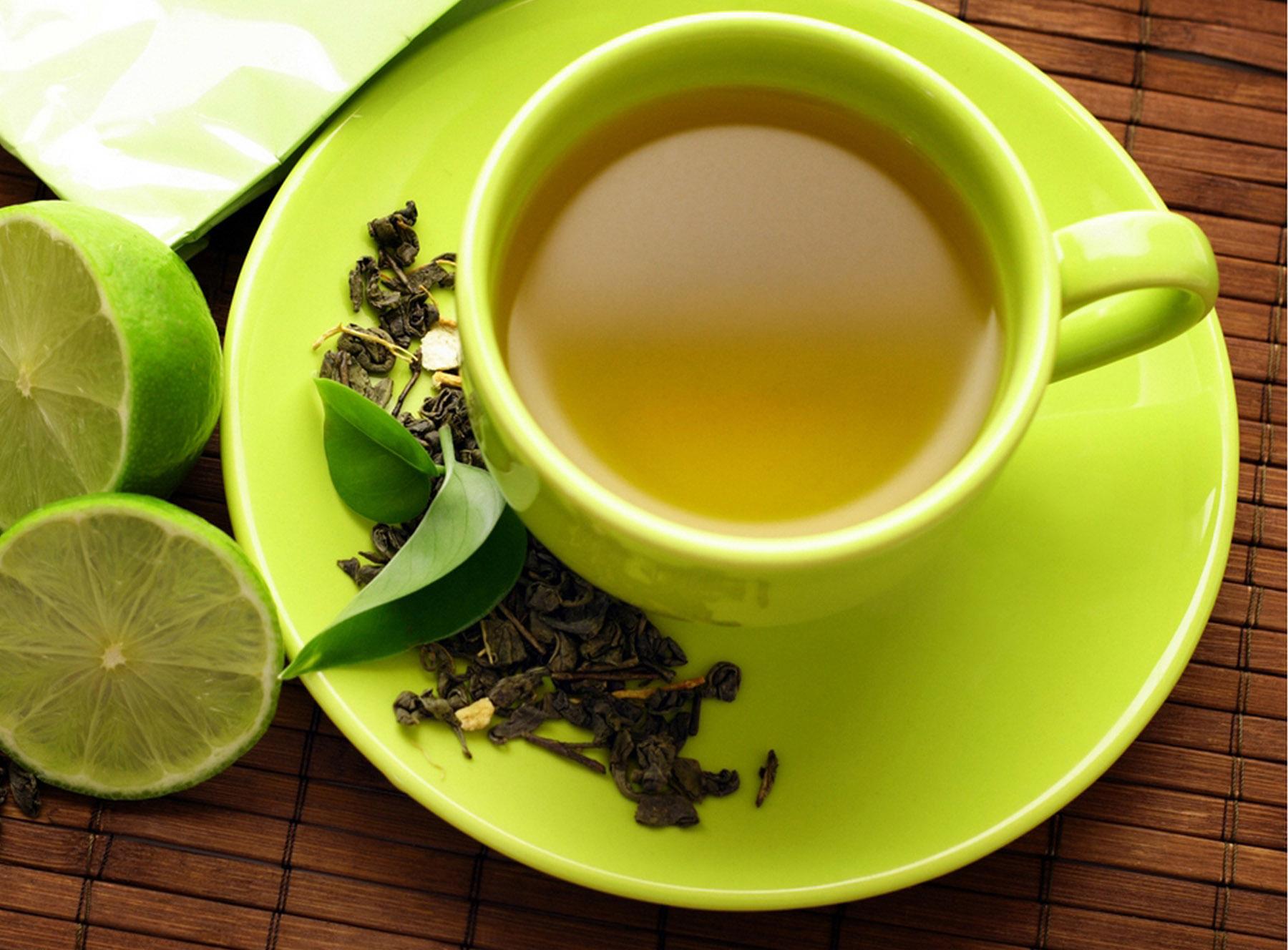 Зеленый чай помогает улучшить память человека