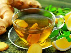 Медики рассказали о целительных свойствах имбирного чая