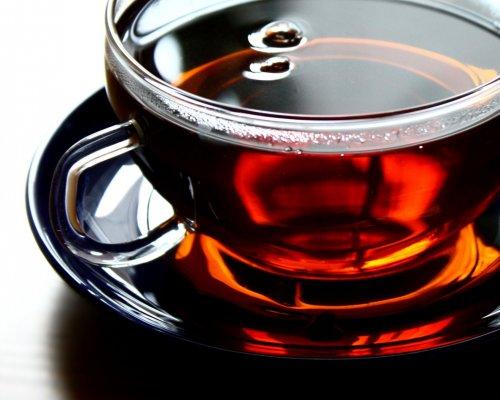 Чай очень полезен не только для морального удовлетворения