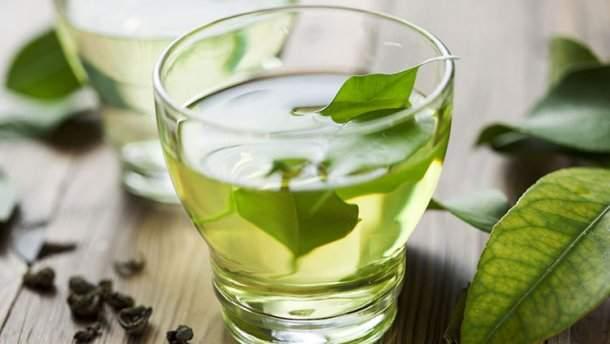 Зеленый чай защитит глаза от глаукомы
