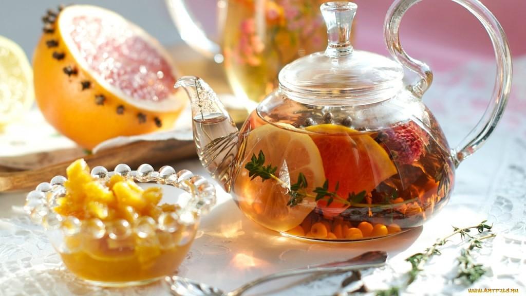 Фруктовые чаи негативно влияют на здоровье зубов