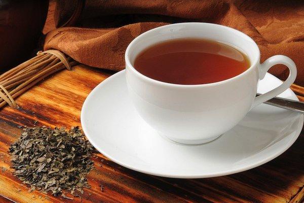 Польза чая для волос
