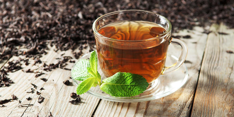 Сколько калорий в черном чае?