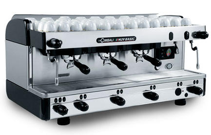 Почему профессиональные кофеварки получили такое гордое название?