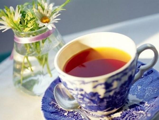 Чай с бергамотом поможет оздоровиться