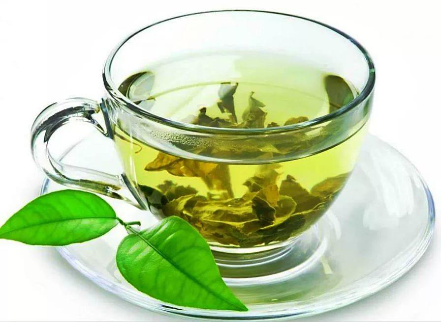 Зеленый чай эффективно борется с лишним весом