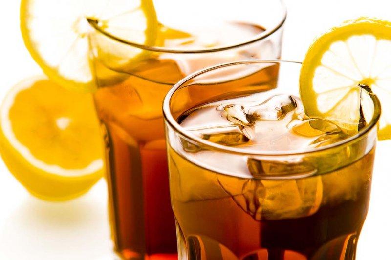 Холодный чай эффективно борется с жаждой