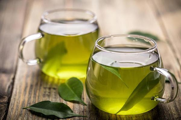 Зеленый чай защищает кожу от псориаза