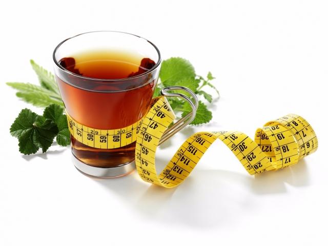 Чай для похудения: травы, ускоряющие метаболизм