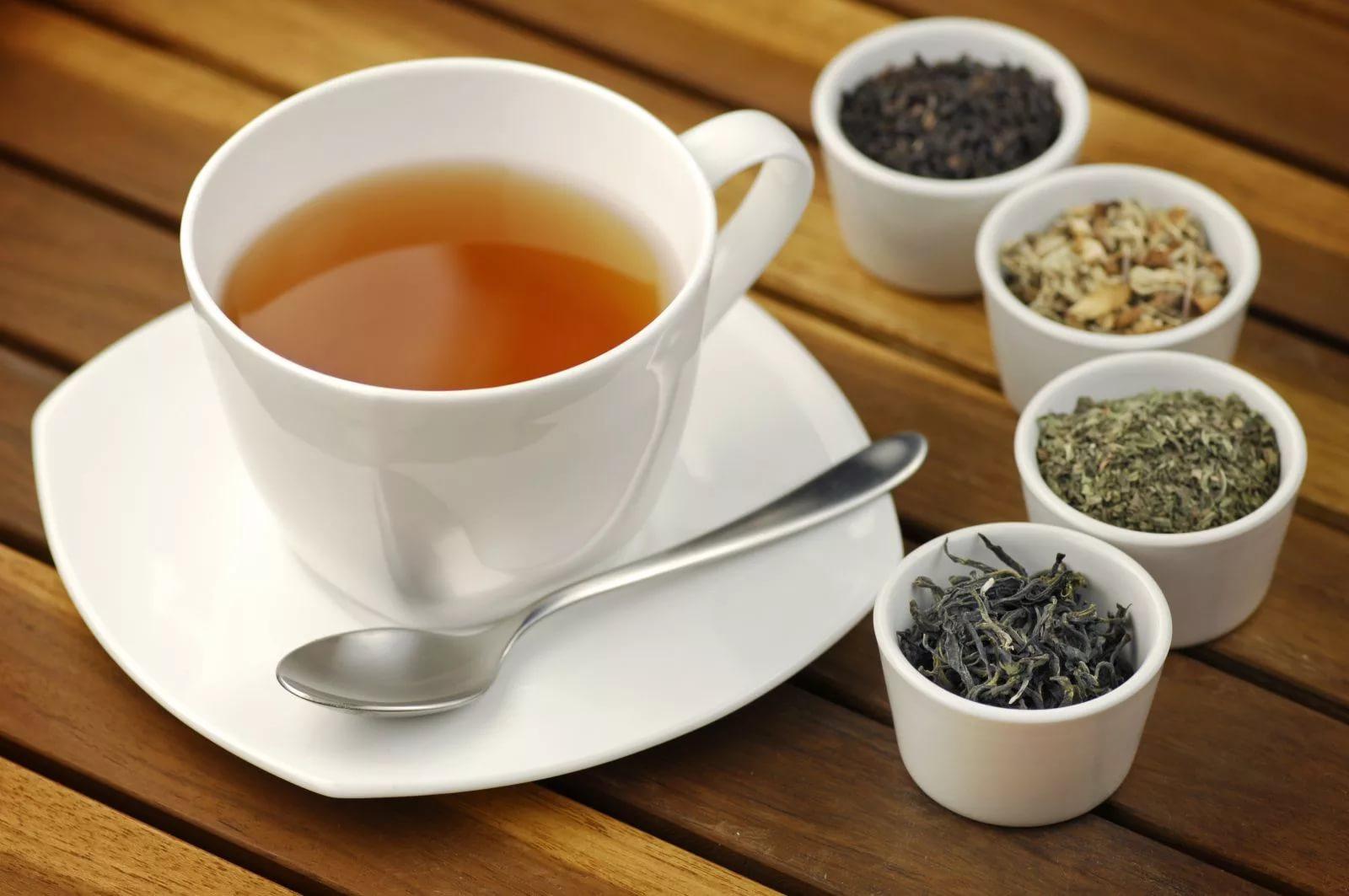 Можно ли пить горячий чай при высокой температуре