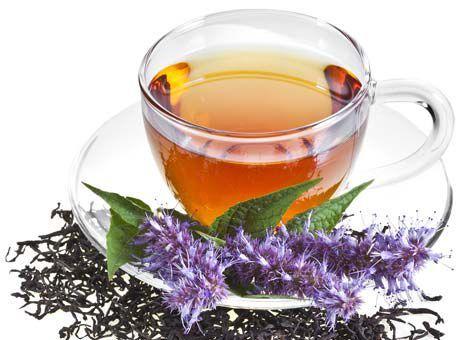 Чай с бергамотом способствует похудению