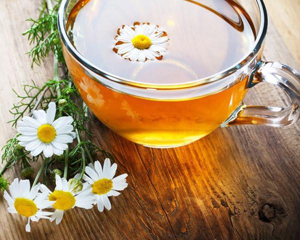 Ромашковый чай и долголетие