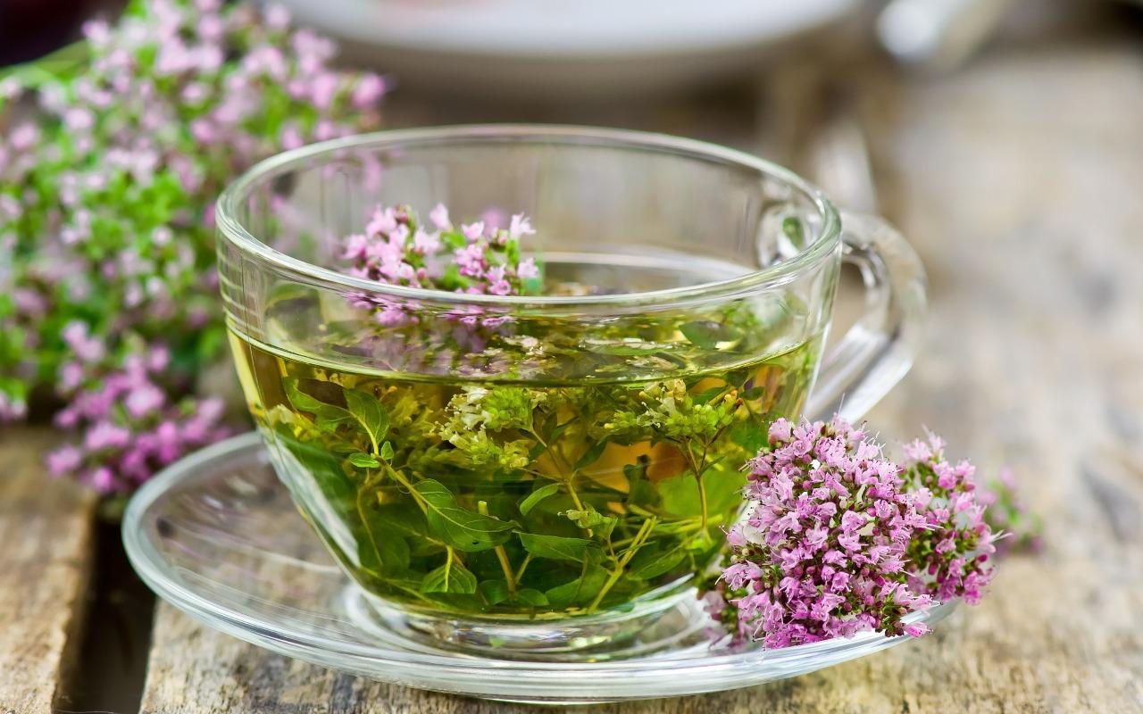 Как и когда пить травяной чай
