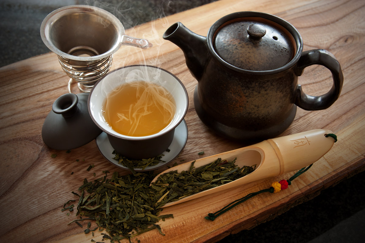 Чай и когнитивные нарушения: мета-анализ